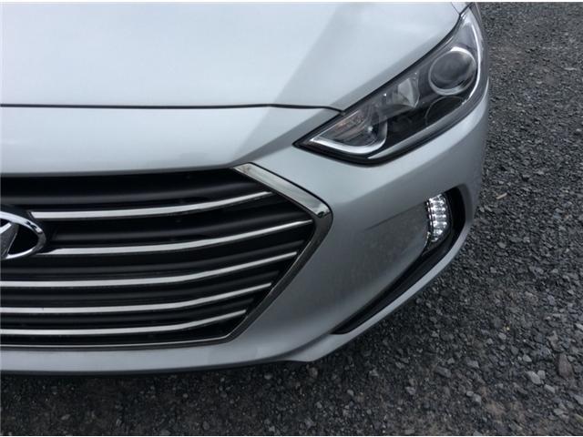 2017 Hyundai Elantra Limited (Stk: R75699) in Ottawa - Image 25 of 26