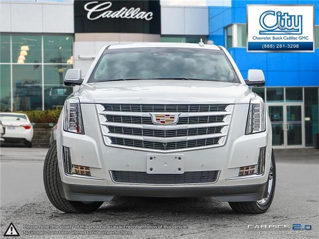 2017 Cadillac Escalade Luxury (Stk: 2754261) in Toronto - Image 2 of 27