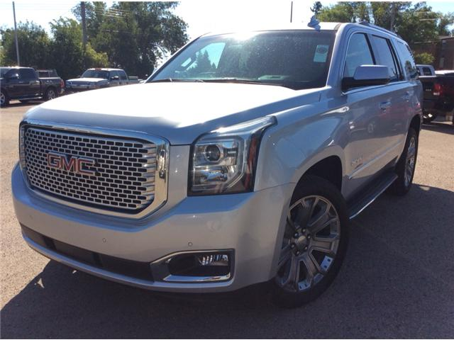 2016 GMC Yukon Denali (Stk: 160589) in Brooks - Image 1 of 30