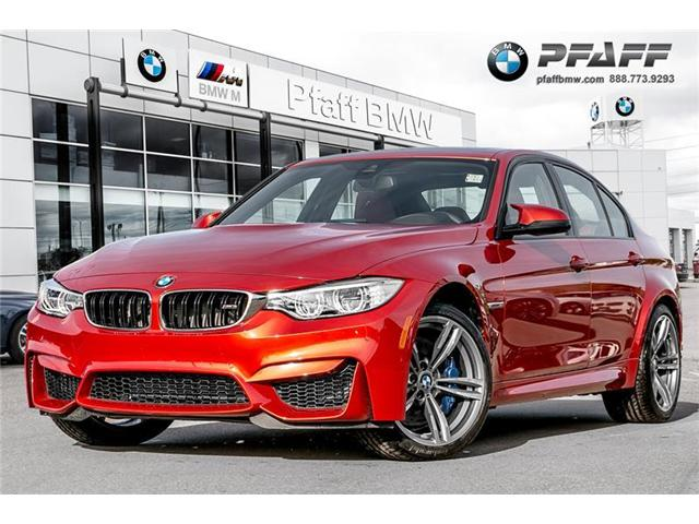 2017 BMW M3 Base (Stk: PR18387) in Mississauga - Image 1 of 22
