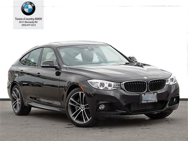 2016 BMW 335i xDrive Gran Turismo (Stk: R30844) in Markham - Image 1 of 20