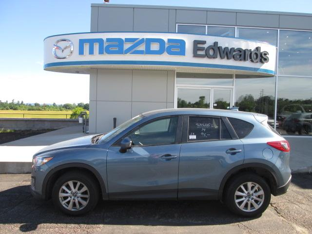 2014 Mazda CX-5 GX (Stk: 20447) in Pembroke - Image 1 of 10