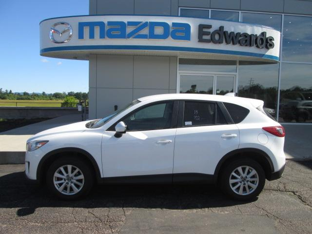 2013 Mazda CX-5 GX (Stk: 20457) in Pembroke - Image 1 of 10