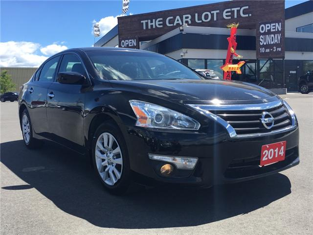2014 Nissan Altima 2.5 S (Stk: 17177-1) in Sudbury - Image 1 of 13