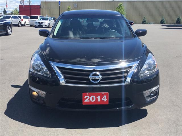 2014 Nissan Altima 2.5 S (Stk: 17177-1) in Sudbury - Image 2 of 13
