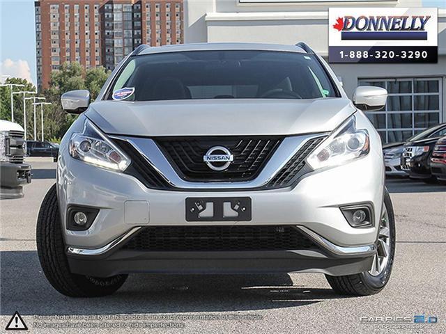 2015 Nissan Murano SV (Stk: CLDU5330A) in Ottawa - Image 2 of 27