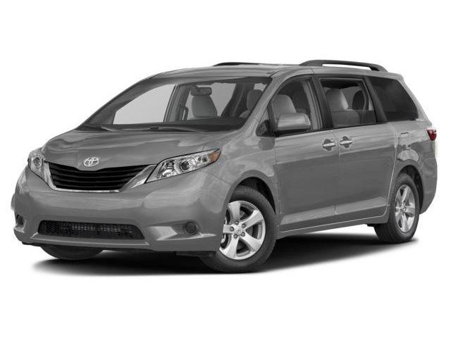 2017 Toyota Sienna LE 8 Passenger (Stk: 873523) in Milton - Image 1 of 9