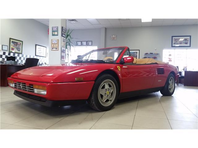 1989 Ferrari Mondial 328 (Stk: 082401) in Bolton - Image 1 of 30