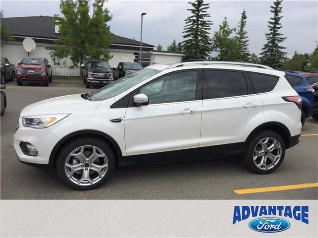 2017 Ford Escape Titanium (Stk: H-1447) in Calgary - Image 2 of 6