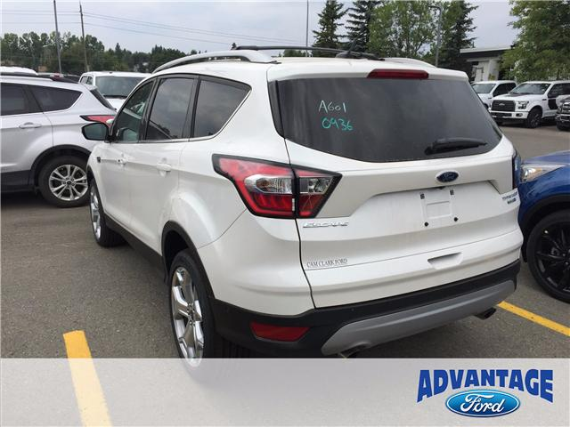 2017 Ford Escape Titanium (Stk: H-1447) in Calgary - Image 3 of 6