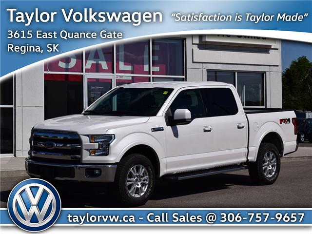 2016 Ford F-150 Lariat (Stk: 6226) in Regina - Image 1 of 43