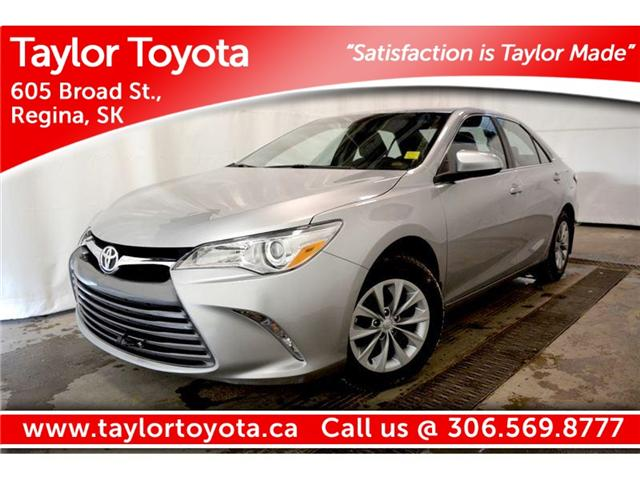 2017 Toyota Camry LE (Stk: 126636) in Regina - Image 1 of 28