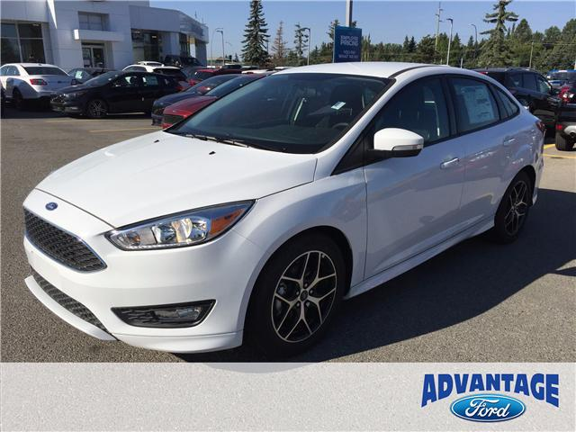 2017 Ford Focus SE (Stk: 5101) in Calgary - Image 1 of 5