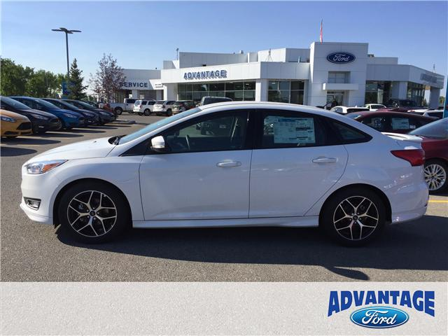 2017 Ford Focus SE (Stk: H-395) in Calgary - Image 2 of 5
