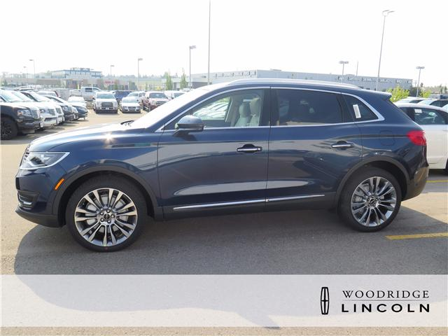 2017 Lincoln MKX Reserve (Stk: H-2364) in Calgary - Image 2 of 6