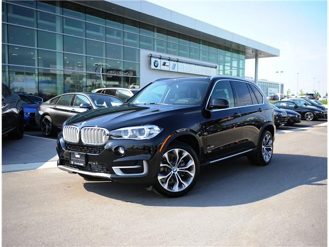 2017 BMW X5 xDrive35i (Stk: 7X80504) in Brampton - Image 1 of 12