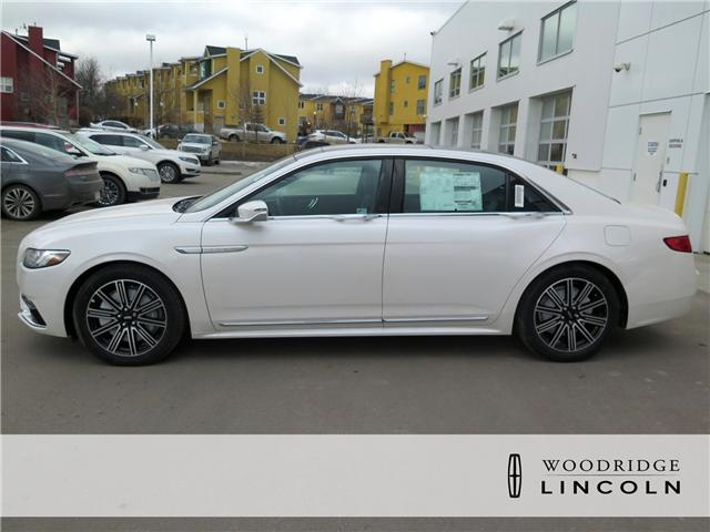2017 Lincoln Continental Reserve (Stk: H-353) in Calgary - Image 2 of 6