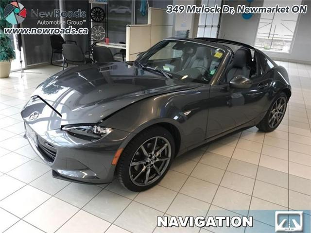 2017 Mazda MX-5 RF GT (Stk: 39774A) in Newmarket - Image 1 of 12