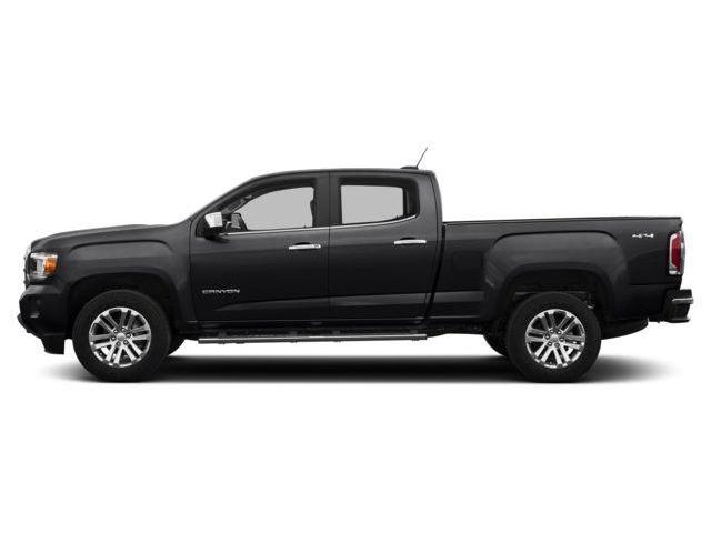 2017 GMC Canyon SLT (Stk: G7K165) in Mississauga - Image 2 of 10