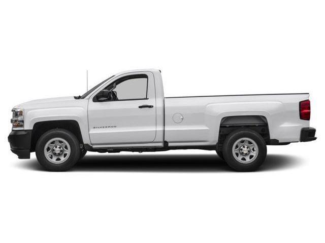 2018 Chevrolet Silverado 1500 WT (Stk: 2811962) in Toronto - Image 2 of 8