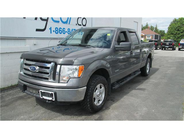 2011 Ford F-150 XLT (Stk: 170883) in Kingston - Image 1 of 10