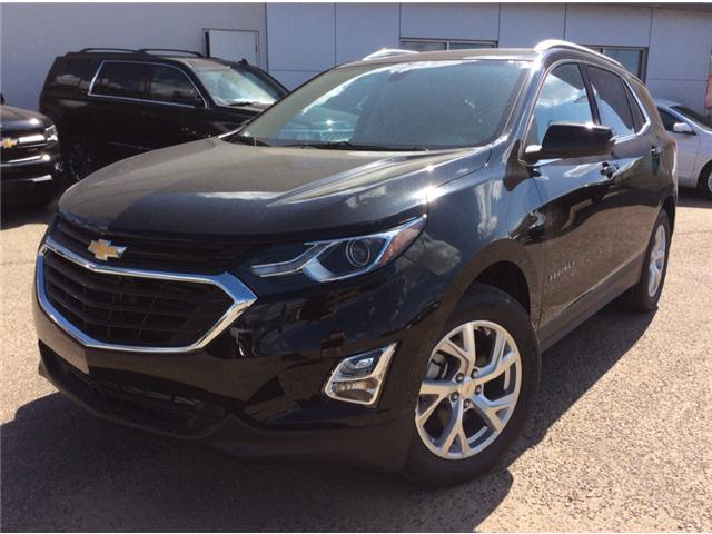 2018 Chevrolet Equinox LT (Stk: 182661) in Brooks - Image 1 of 28