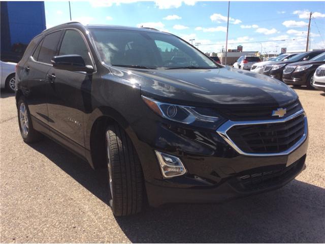 2018 Chevrolet Equinox LT (Stk: 182661) in Brooks - Image 1 of 27