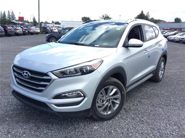 2017 Hyundai Tucson SE (Stk: R76207) in Ottawa - Image 1 of 25
