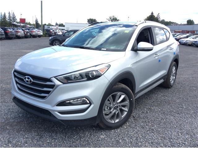 2017 Hyundai Tucson SE (Stk: R76645) in Ottawa - Image 1 of 24