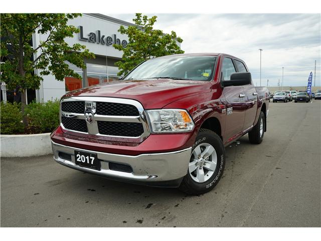 2017 RAM 1500 SLT (Stk: 1712051) in Thunder Bay - Image 1 of 10