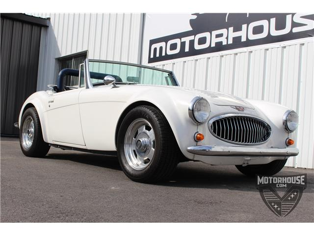 1965 Austin-Healey 3000Z Convertable QCR9030069AUSHE65 1375 in Carleton Place