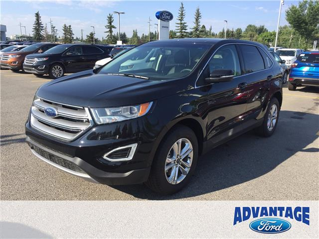 2017 Ford Edge SEL (Stk: H-1260) in Calgary - Image 1 of 5