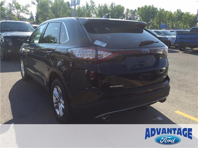 2017 Ford Edge SEL (Stk: H-1260) in Calgary - Image 3 of 5