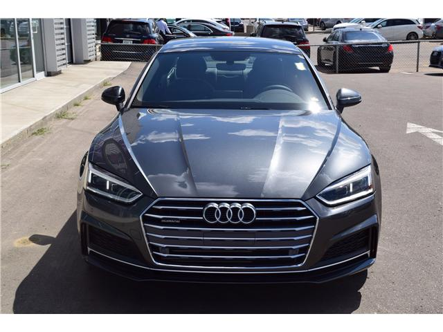 2018 Audi A5 2.0T Progressiv (Stk: 180002) in Regina - Image 2 of 35
