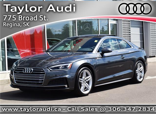 2018 Audi A5 2.0T Progressiv (Stk: 180002) in Regina - Image 1 of 35