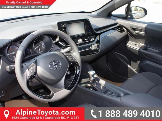 2018 Toyota C-HR XLE (Stk: R024319) in Cranbrook - Image 9 of 17