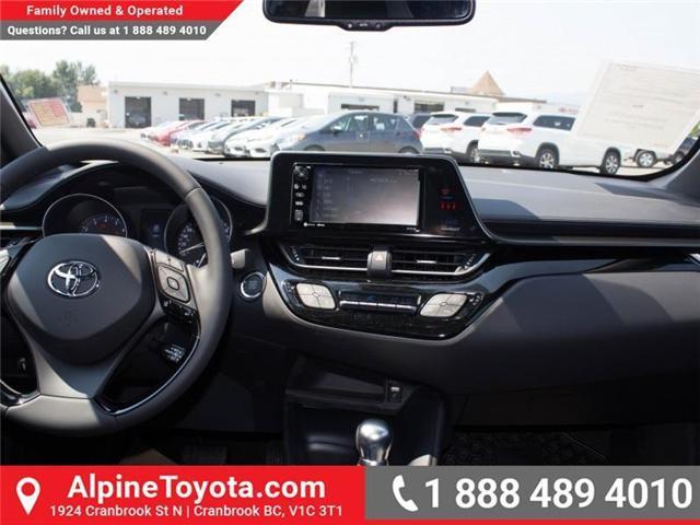 2018 Toyota C-HR XLE (Stk: R024319) in Cranbrook - Image 10 of 17
