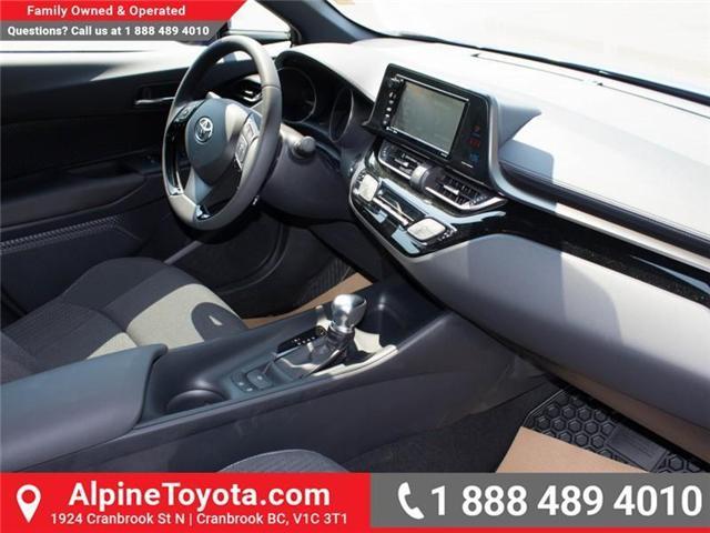 2018 Toyota C-HR XLE (Stk: R024319) in Cranbrook - Image 11 of 17