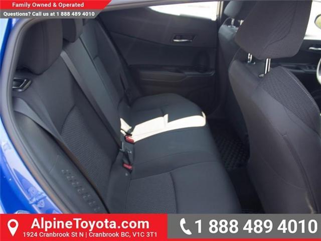 2018 Toyota C-HR XLE (Stk: R024319) in Cranbrook - Image 12 of 17