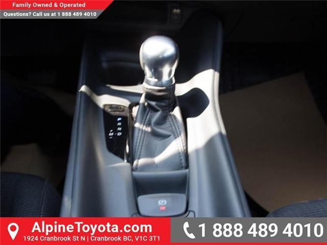 2018 Toyota C-HR XLE (Stk: R024319) in Cranbrook - Image 15 of 17