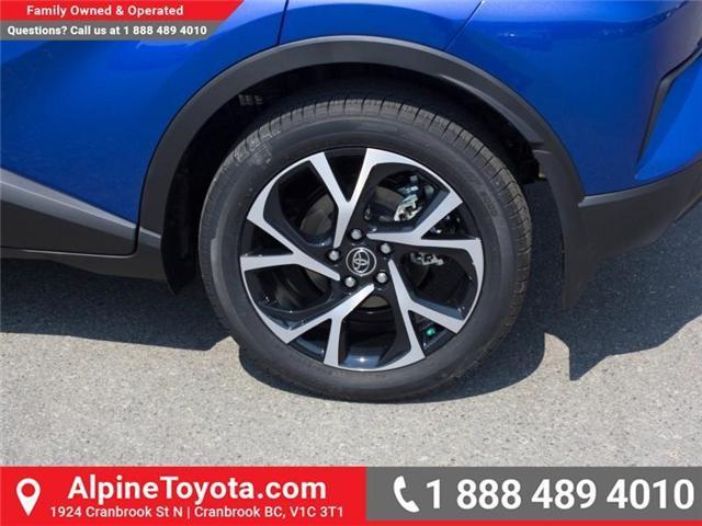 2018 Toyota C-HR XLE (Stk: R024319) in Cranbrook - Image 17 of 17