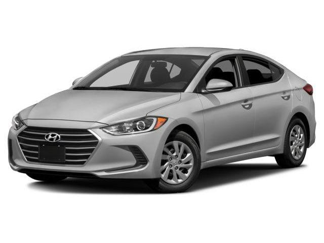 2018 Hyundai Elantra  (Stk: 495514) in Milton - Image 1 of 9