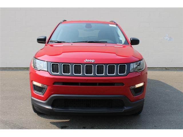 2018 Jeep Compass Sport (Stk: T107500) in Courtenay - Image 2 of 26