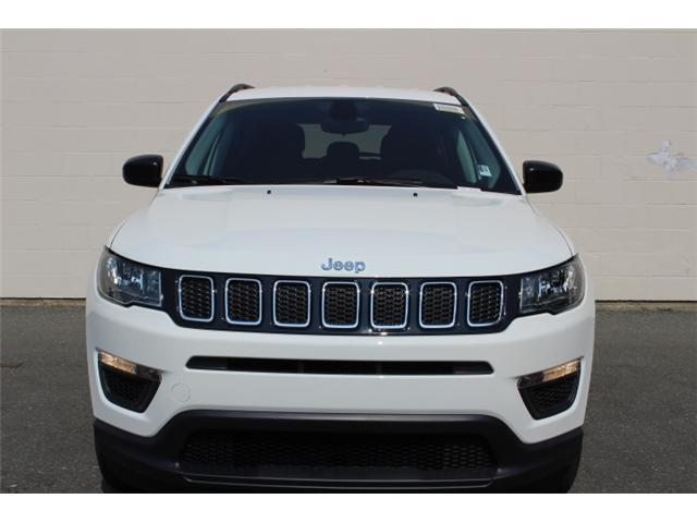 2018 Jeep Compass Sport (Stk: T107502) in Courtenay - Image 2 of 27