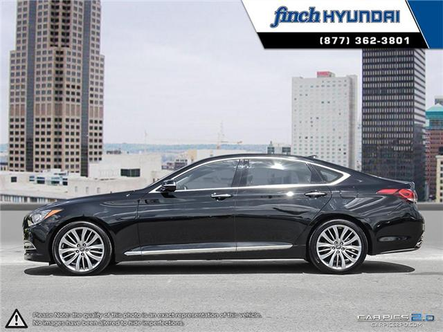 2017 genesis g80 5 0 ultimate at 52988 for sale in london finch hyundai. Black Bedroom Furniture Sets. Home Design Ideas