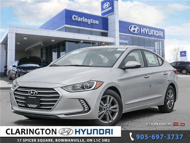 2018 Hyundai Elantra GL (Stk: 17590) in Clarington - Image 1 of 27