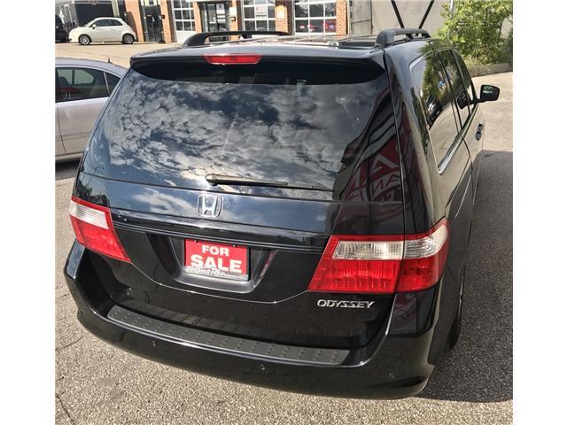 2005 Honda Odyssey EX-L (Stk: 801) in Toronto - Image 9 of 14