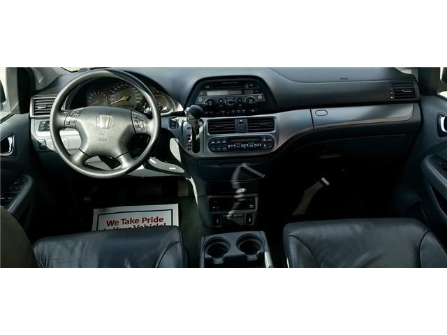 2005 Honda Odyssey EX-L (Stk: 801) in Toronto - Image 10 of 14