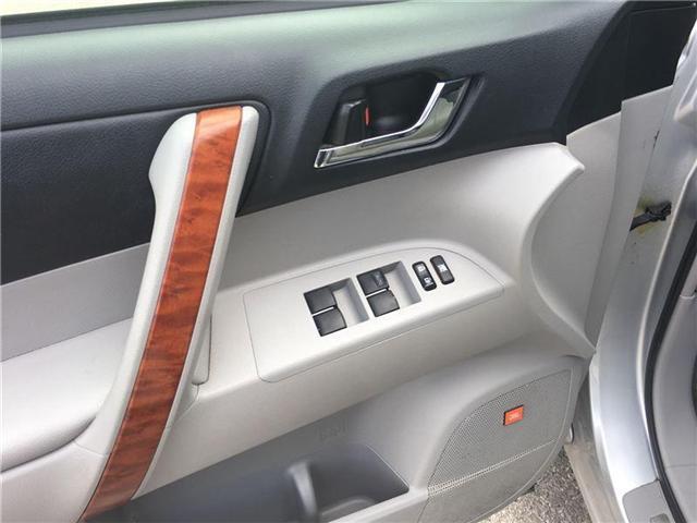 2009 Toyota Highlander V6 (Stk: U19617) in Goderich - Image 11 of 19