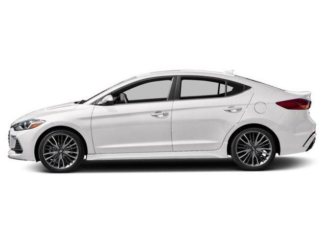 2018 Hyundai Elantra Sport Tech (Stk: JU462674) in Mississauga - Image 2 of 9